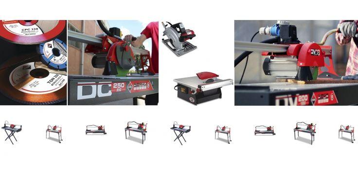 RUBI Tools. More information: uk.tools4pro.com