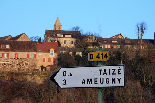 Taizé by Maciej Biłas, via Flickr
