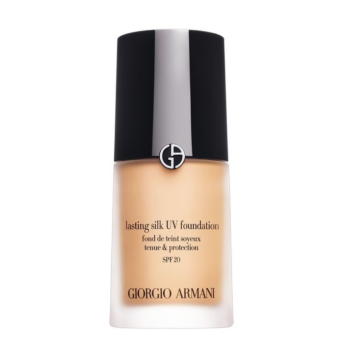 Giorgio Armani Lasting Silk UV Foundation ✓