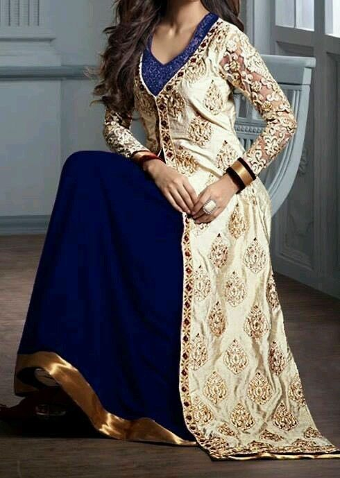 Indian bollywood Maisha MASKEEN designer/shalwar kameez veste anarkali churidar