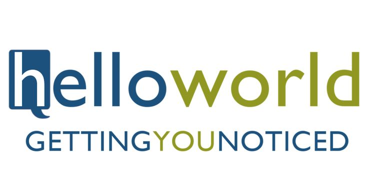Professional Irish marketing, web and graphic design services for our modern world. HelloWorld, getting you noticed.