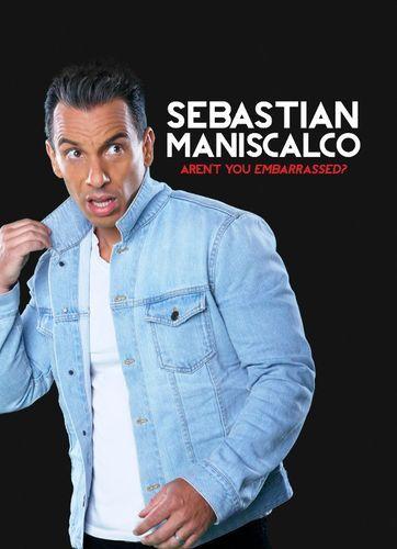 Sebastian Maniscalco: Aren't You Embarrassed [DVD] [2014]