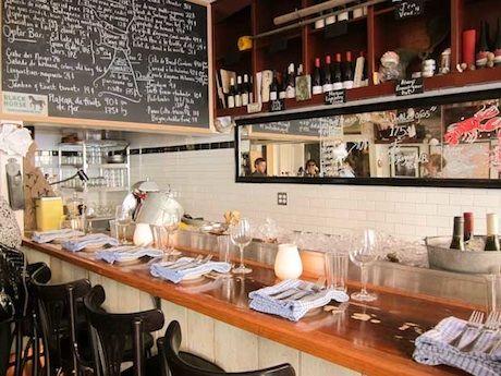 Montréal restaurants in the news