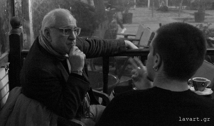 Συνέντευξη με τον Δημήτρη Δημητριάδη (Μέρος Β') - Συνέντευξη: Γιώργος Χιώτης -  Φωτογραφίες: Διάνα Σεϊτανίδου