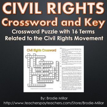 key terms for civil rights Get an answer for 'what are the key issues, personalities, stages and events of the civil rights movementcivil rights movement 1954-1965' and find homework help for other history questions at enotes enotes home this would take a term paper to address completely.