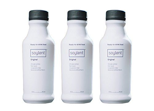 Soylent Original Ready to Drink Bottle 3 Bottles * Check this awesome product by going to the link at the image.Note:It is affiliate link to Amazon.
