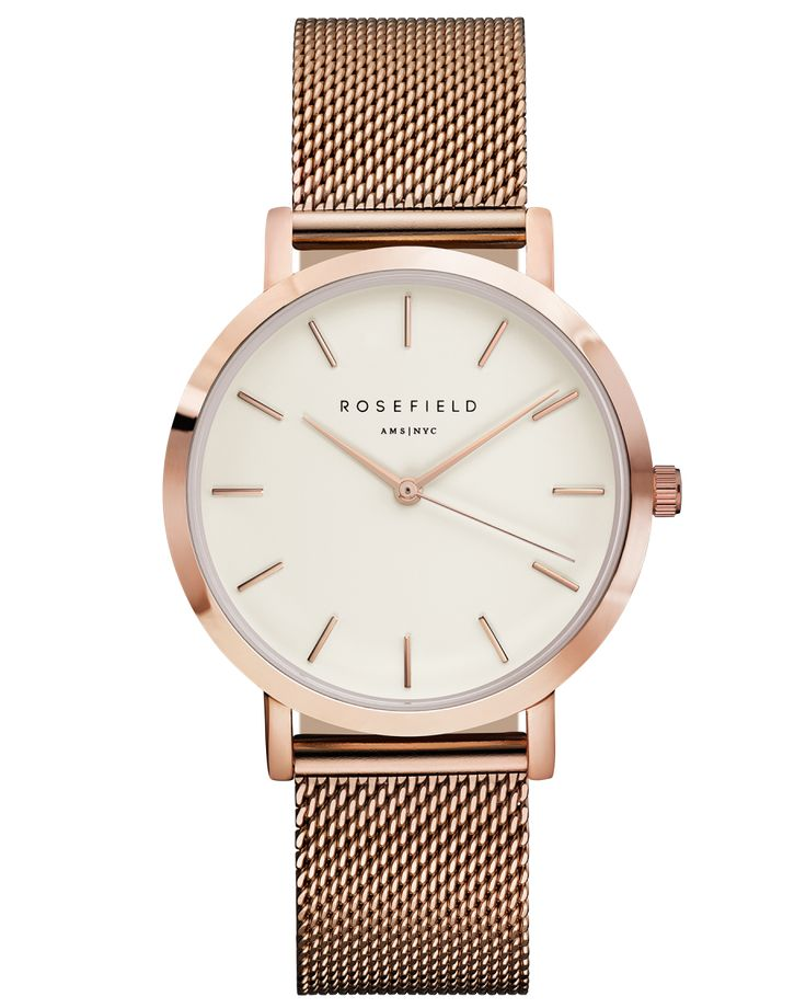 The Mercer in Rose Gold or The Gramercy in White Pink!