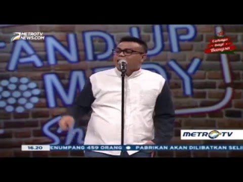 Abdel ~ Stand Up Comedy Indonesia Terbaru Desember 2015