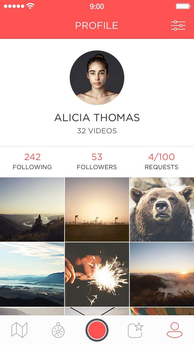 Video Sharing App by Alexander Zaytsev