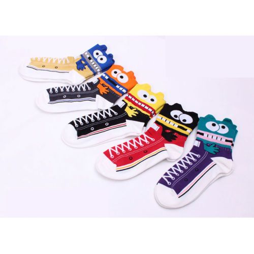 Choice-color-Fake-shoes-socks-Korean-fashion-womens-socks-intype-ST001