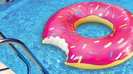 17 mejores ideas sobre fiestas en la piscina en pinterest for Piscinas desmontables segunda mano ebay