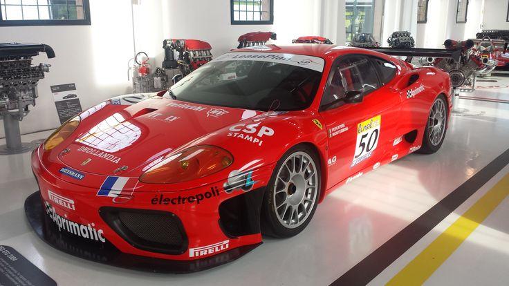 Ferrari 360 Modena GT