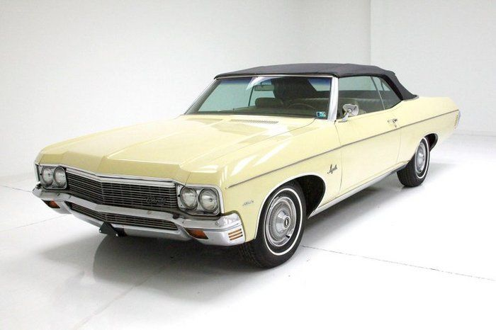 Classic 1970 Chevrolet Impala For Sale 2187329 42 900