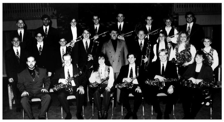 University of Mary Jazz Ensemble 1993