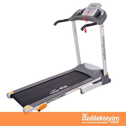 Yaza hazır ve zinde bir vücut için en faydalı spor, yürüyüş ve koşu. Runmax koşu bantları bahara özel fiyatıyla özdilekteyim.com'da. Fırsatı kaçırmayın! http://ozdilekteyim.com/magaza/p/206226/buffalo-runmax-kosu-bandi
