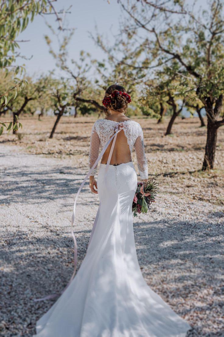 wedding decor, planner, organizacion eventos, inspiracion boda, inspiration, vestido de novia, bridal bouquet, ramo de novia, bridal gown | Photo by Paco and Aga