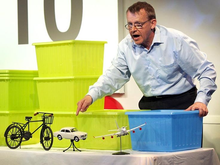 Hans Rosling: Global population growth, box by box | TED Talk |In an extended paragraph, Hans Rosling points out the current state of global population growth and suggests how we can check population growth.  What is his solution to this problem and how does a world where the majority of the world population strives for a quality of life as our own happen?  Explain in 3/4 a page