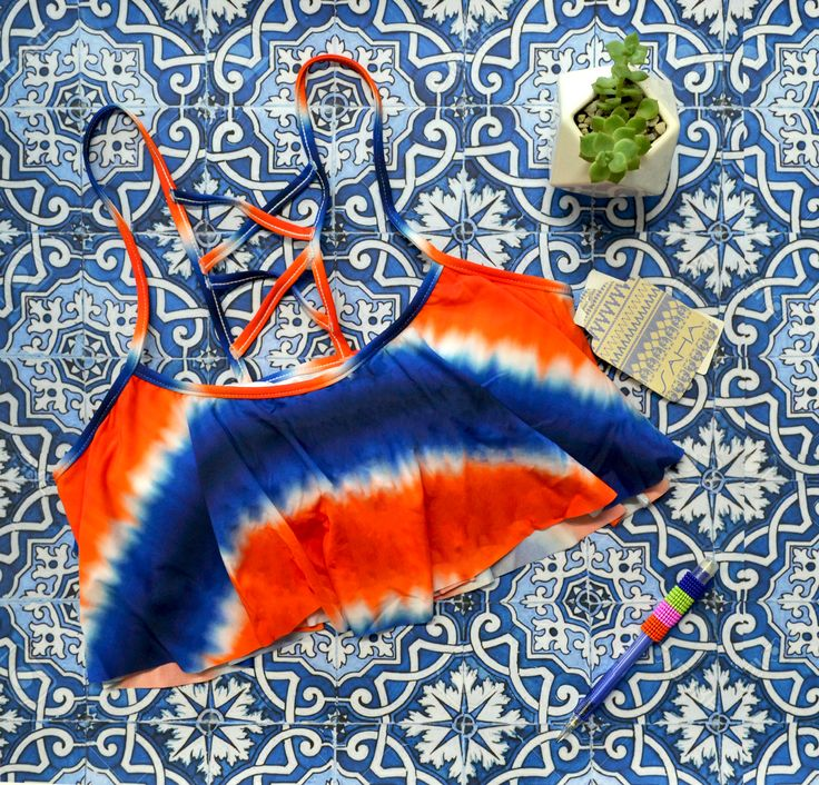 SAHA Bandeau top with a non-removable bolero Ref. 16T29 find it at www.sahaswimwear.com