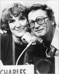 Brett Somers and Charles Nelson Reilly. MATCH GAME is clutch.