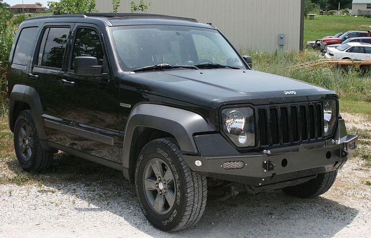 jeep liberty front bumper jeep liberty kk pinterest  ojays liberty  jeep liberty
