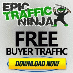 Epic Traffic Ninja Unlimited Free Buyer Traffic For Life Read more from http://youtu.be/rjM5f20szE8