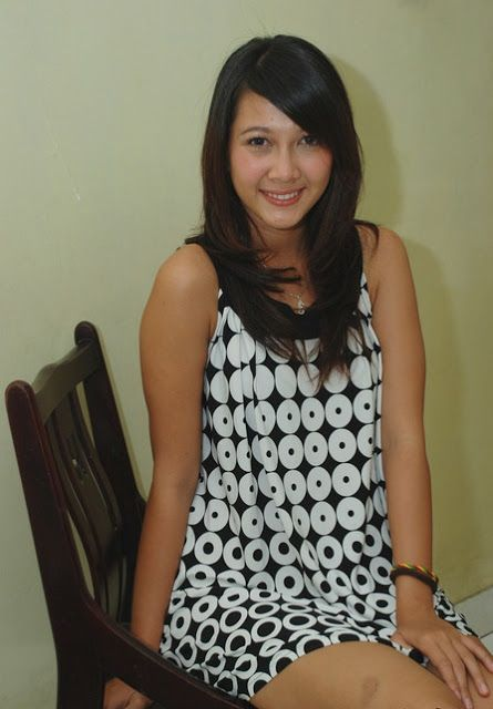 Andrea Dian, she's an Indonesian Actress
