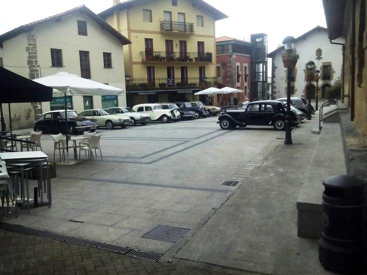 Plaza de Aia 2016