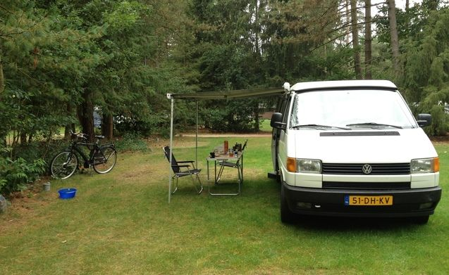 VW T4 California Westfalia Volkswagen 2.4 campervan