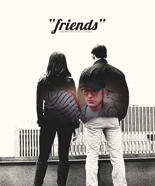 "Just ""friends""..."