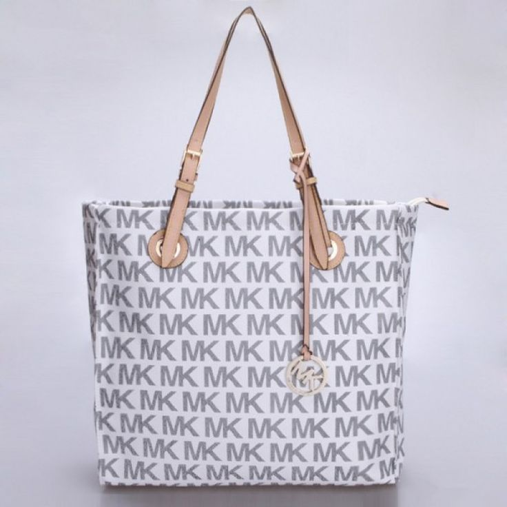 thickbox michael michael kors jet set travel travel tote small signs of white