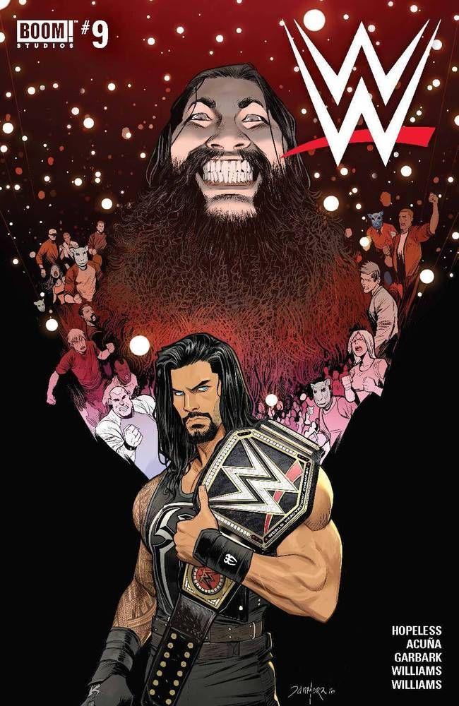 WWE #9 (2017) 1ST PRINTING MAIN COVER BAGGED & BOARDED BOOM STUDIOS | Books, Comics & Magazines, Comics, US Comics | eBay!