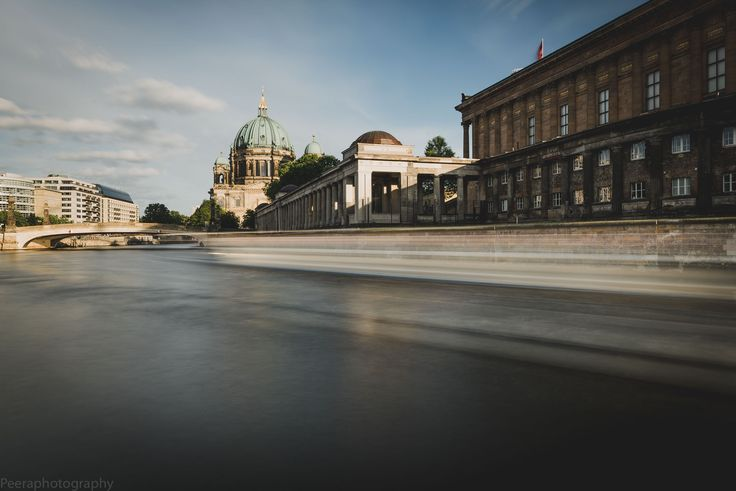 Berlin, 2017  Photowalk in Berlin.  Equipment:  Nikon D750  Sigma 24-35mm F2 DG HSM Art Rollei Stativ C5I Carbon Manfrotto ND500 Filter  #berlin #photography #streetphotography  #sigmalens #nikon #wideangle #longexposure
