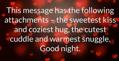 Romantic Good Night Quote Pictures