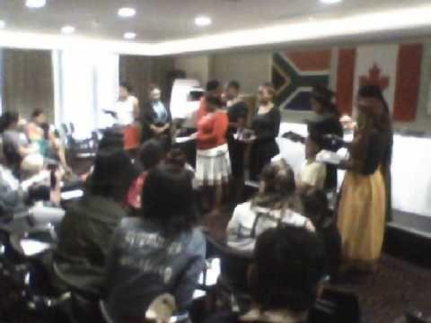 Testimonios de Mujeres Sudafricanas que vivieron VIOLENCIA