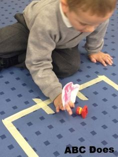 child initiated learning  #eyfs #abcdoes #funkyfingers