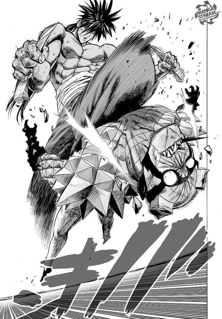 One-Punch Man 072.2 - Page 19 - Manga Stream