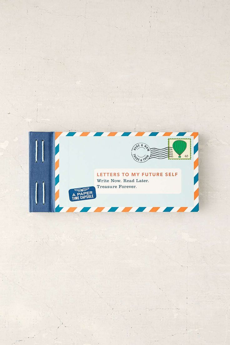 Letters To My Future Self Stationery Set - Urban Outfitters