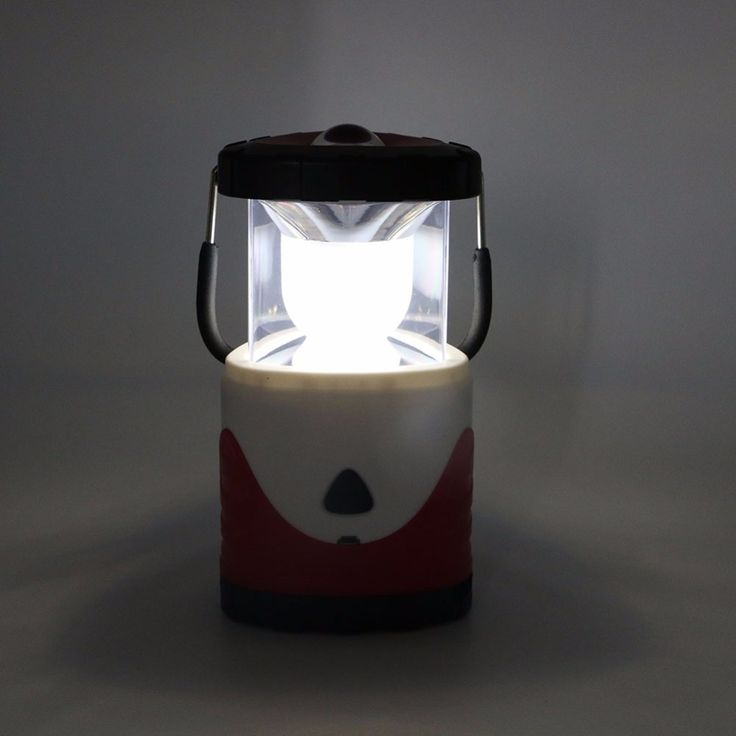 Ultra Bright Multi-function Protable Collapsible Led Camping Lantern Light for Hiking Emergencies Lantern Built-in Battery