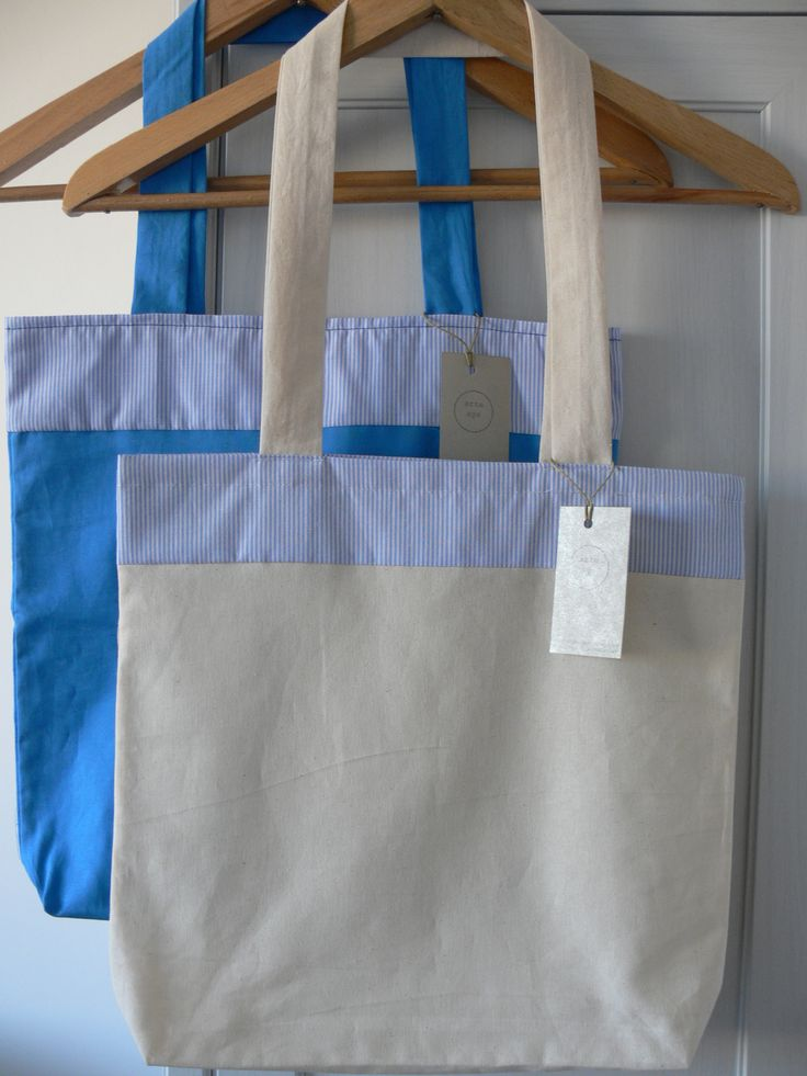 blue bags