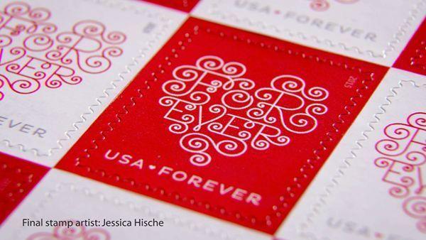 Der Briefmarken-Designer Antonio Alcalá