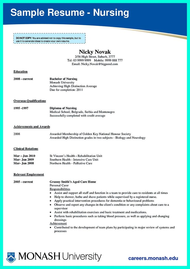 Examples Of A Profile For A Resume Simple Good Resume Examples