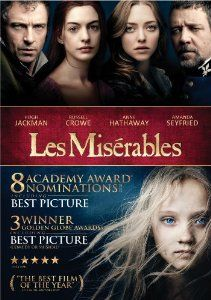 Les Misérables (2012) Hugh #Jackman (Actor), Russell #Crowe (Actor), Tom #Hooper (Director)