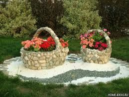 Картинки по запросу дизайнерские идеи для сада своими руками