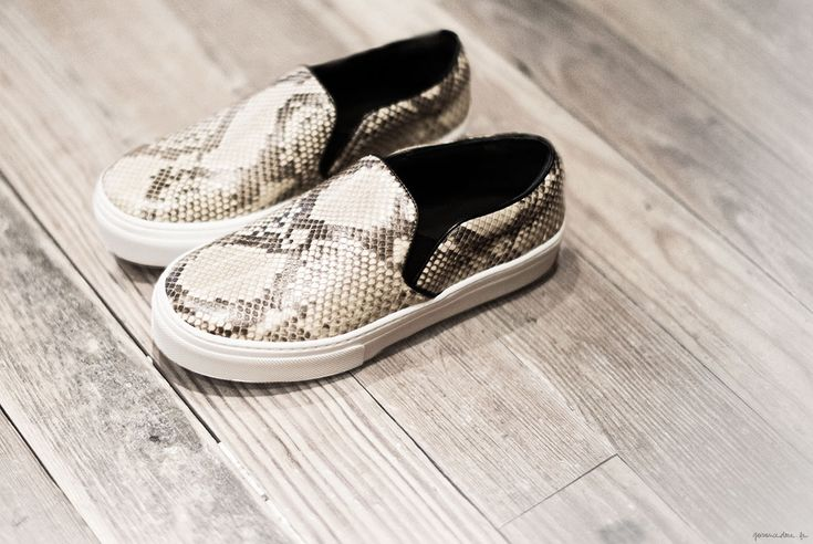 #Celine Python Slip On Shoes #python #shoes http://www.garancedore.fr/wp-content/uploads/2012/11/celine-shoes.jpg