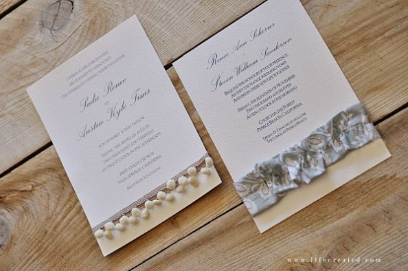 Wedding Invitation Ideas Pinterest: Best 25+ Handmade Wedding Invitations Ideas Only On