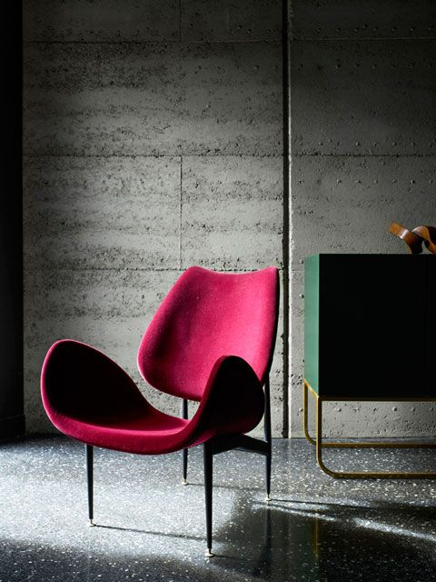 Grazia and Co - Australian Made and Custom Furniture - Scape Armchair