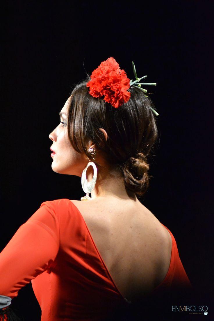 Feria de Abril 2015: Peinados de flamenca