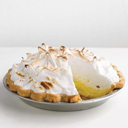 From Yahoo Food: Lemon Meringue Pie