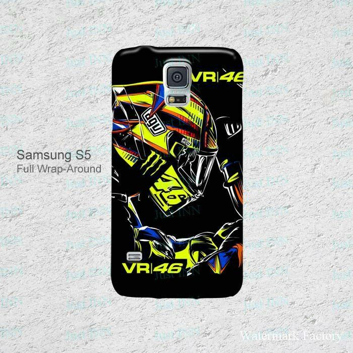 Valentino Rossi Samsung S5 Case