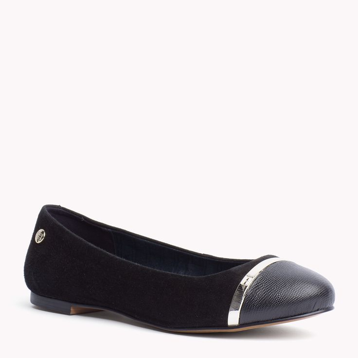 Tommy Hilfiger Anne Ballerina. Part of our Tommy Hilfiger Women's Footwear Collection.